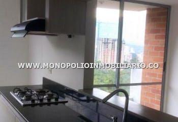 Apartamento en venta en La Cuenca de 3 alcobas