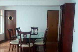 Departamento en venta en Leyes de Reforma, 115 m² con jardín