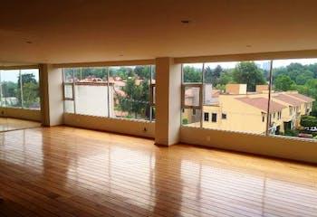 Departamento en venta en San Jerónimo Lídice de 284mts, tres niveles
