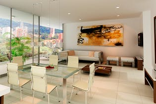 Proyecto de vivienda, Cioccolato, Apartamentos en venta en Bagatela 186m²