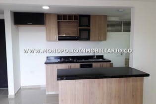 Apartamento en Navarra, Bello - 55mt, tres alcobas, balcon
