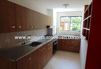 Apartamento en venta en Provenza de 3 alcobas