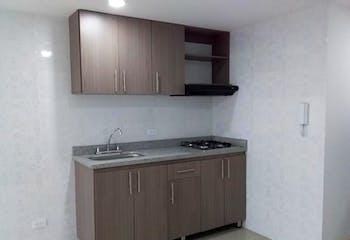 Apartamento en Centenario, Quiroga - 67mt, dos alcobas
