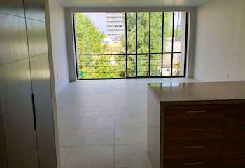 Departamento en venta en Narvarte de 103 mt2. con balcón.