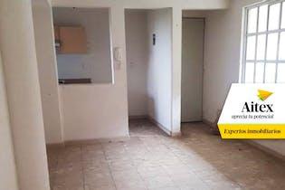 Departamento en venta en Fracc Colinas De San José Risco, 75mt