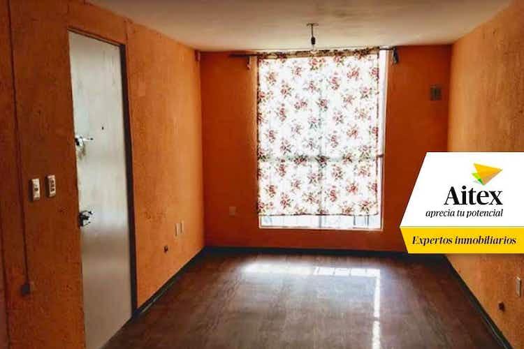 Portada Casa en venta en Unidad Hab Geovillas De Sta Barbara, 56mt