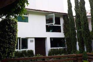 Casa en venta en Chimalistac Alvaro Obregon, 280 m2 con chimenea