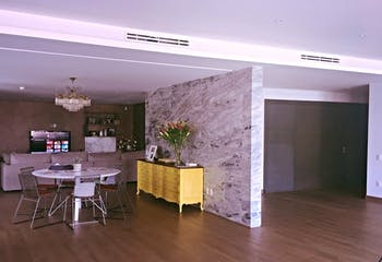 Departamento en venta en  Lomas Country Club, Huixquilucan 3 recámaras