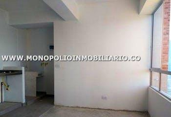 Apartamento en venta en Las Lomitas de 2 hab. con Bbq...
