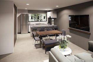 Apartamento en venta en Santa María La Ribera, 72m² con Sky Club...