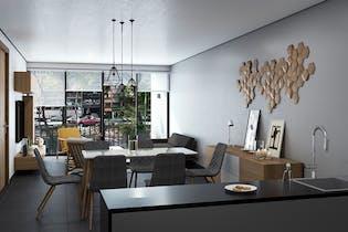 Departamento, Apartamento en venta de 102m²