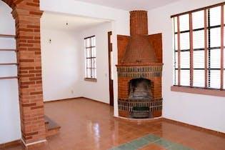 Casa en venta en Bosque de las Lomas, 190mt con chimenea.