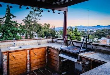 Pent House en Nabor Carrillo con Roof Garden Privado.