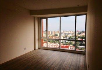 Apartamento en venta en Lomas Del Chamizal de 2 hab.