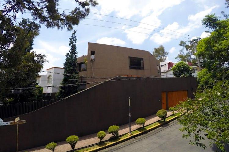 Portada Casa en Colina del Sur, Álvaro Obregón