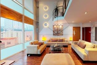 Departamento en venta en Hacienda De Las Palmas, 230mt penthouse