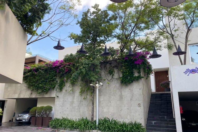 Portada Casa en Condominio en Venta, Jardines del Pedregal, Álvaro Obregón