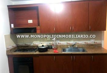 Apartamento en Calle Larga, Sabaneta- 3 alcobas, 105m2.