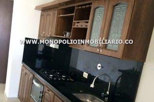 Apartamento en Cbañitas, Bello - 91mt, tres alcobas, dos balcones