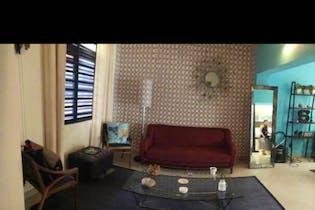 Casa en venta en Narvarte, de 215mtrs2