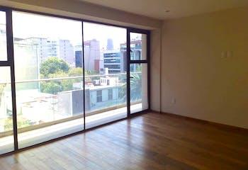 Departamento en venta en Polanco, 153mt con balcon