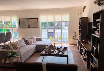 Departamento en venta en Polanco, 192mt con terraza