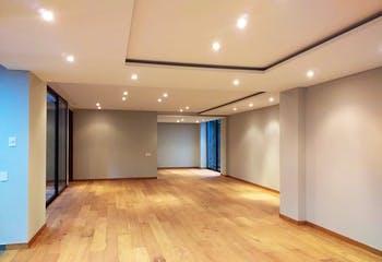Departamento en venta en Polanco, 256mt con terraza