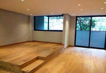 Departamento en venta en Polanco, 267mt con terraza