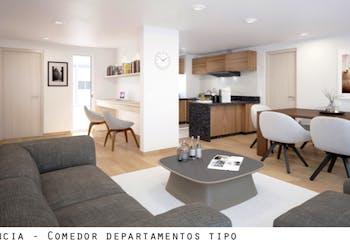 Departamento en venta en Narvarte, 135mt penthouse