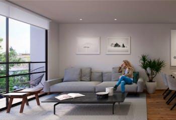 Departamento en venta en Narvarte, 137mt penthouse