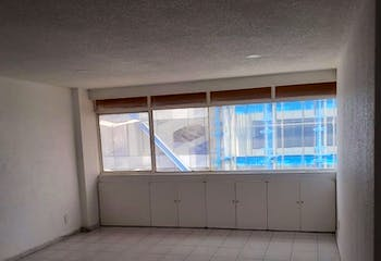 Departamento en venta en Escandon, 120mt.