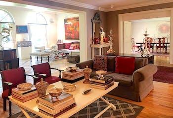 Casa en venta en Lomas de Chapultepec de 700mts