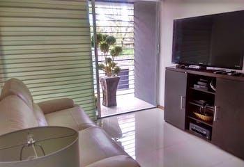 Apartamento en venta en Héroes De Padierna de 2 hab.