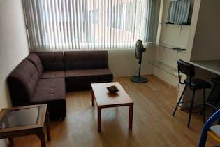 Departamento en venta en  Benito Juárez, Colonia Moderna, Con 2 Recamaras-58mt2