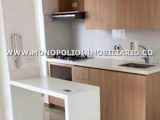 Living, apartamento en venta en Sabaneta, Sabaneta