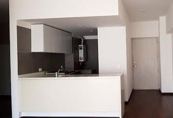 Departamento en venta en Xoco, 98mt con balcon