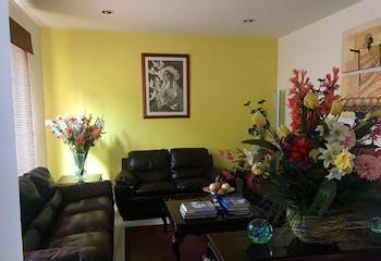 Casa en venta en Lomas de Vista Hermosa, 208mt de dos niveles