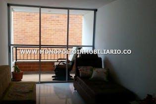 Apartamento en San Jua, Copacabana - 75mt, tres alcobas, balcon