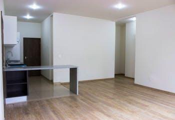 Departamento en venta en Ampliación Napoles, 155mt Penthouse
