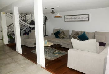 Casa en venta en Res Chiluca, 445mt de dos niveles