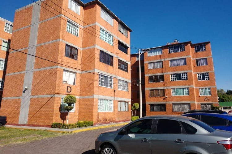 Portada Departamento en San Juan Tlihuaca, Azcapotzalco, 58 m2