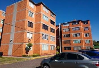 Departamento en San Juan Tlihuaca, Azcapotzalco, 58 m2