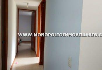 Apartamento en Belen-Loma de los Bernal, con 3 Habitaciones - 75 mt2.