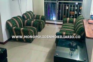Apartamento en venta en Sector Central de 3 hab. con Piscina...