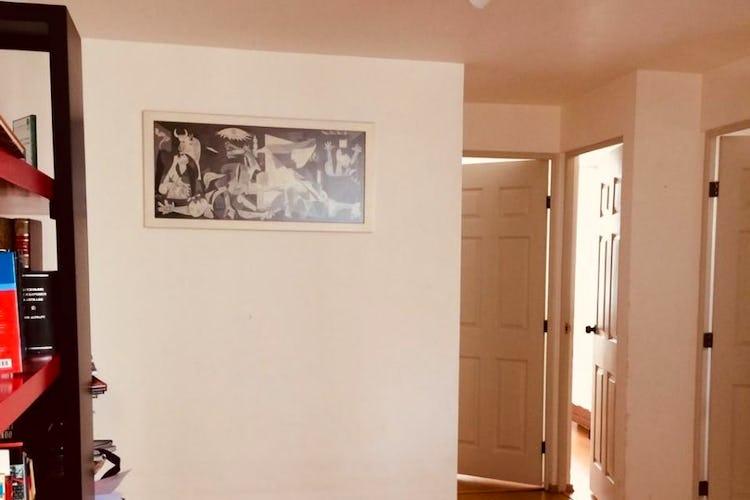 Portada Apartamento Estilo Minimalista, en Coyoacan. Con 2 Recamaras-60mt2