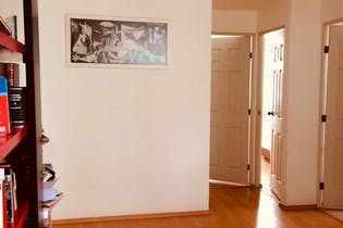 Apartamento Estilo Minimalista, en Coyoacan. Con 2 Recamaras-60mt2