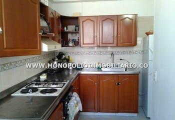 Apartamento en venta en Cerro Nutibara de 4 hab.
