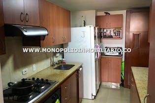 Apartamento en venta en Los Naranjos de 3 alcobas