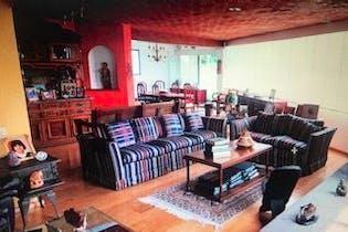 Departamento en venta en Lomas de Chapultepec de 324 mt2. Penthouse.
