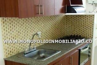 Apartamento en Viviendas del Sur, Itagui - 57mt, tres alcobas, balcon